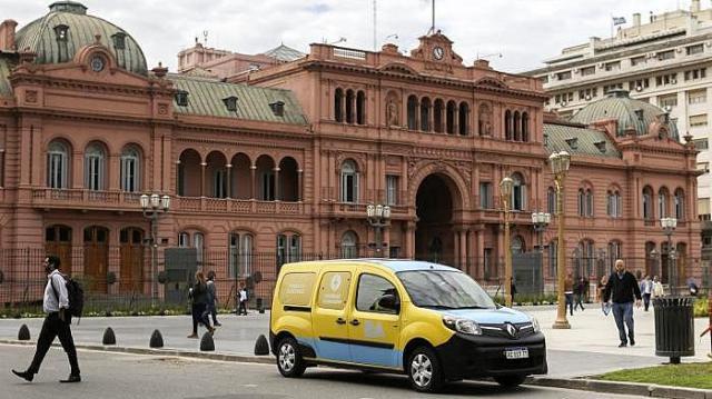 Renault aportó la movilidad eléctrica para el Plan de Movilidad Limpia de la Ciudad de Buenos Aires