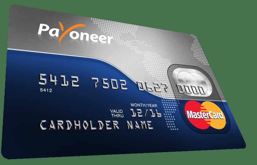 Abra una cuenta bancaria en EEUU con #Payoneer y gane 25 dólares en la inscripción