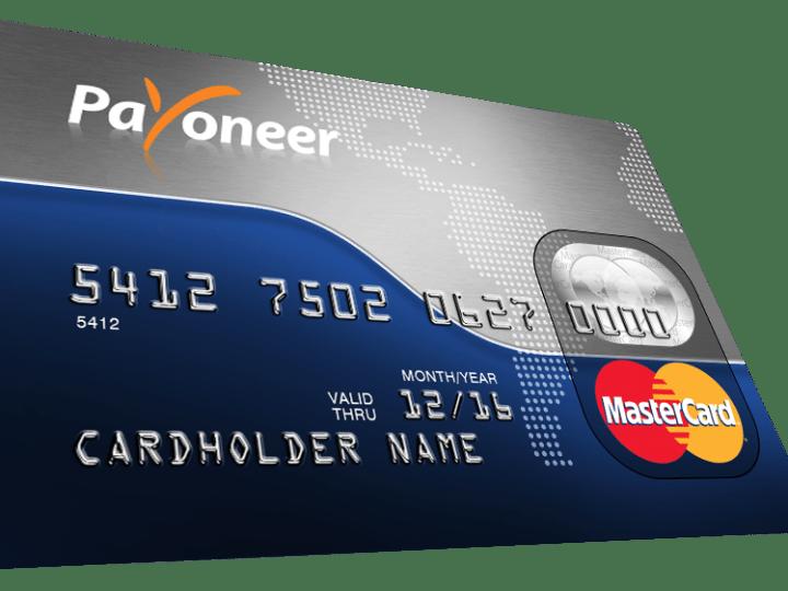 Tarjeta-Payoneer