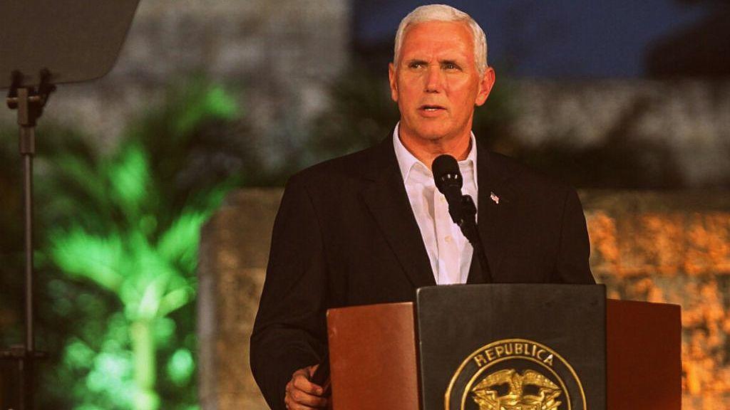 Mike Pence pospone los actos de campaña en Arizona y Florida por coronavirus