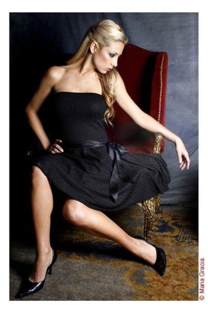 Entrevista #exclusiva con Fabiola Yañez, una bella rubia que promete