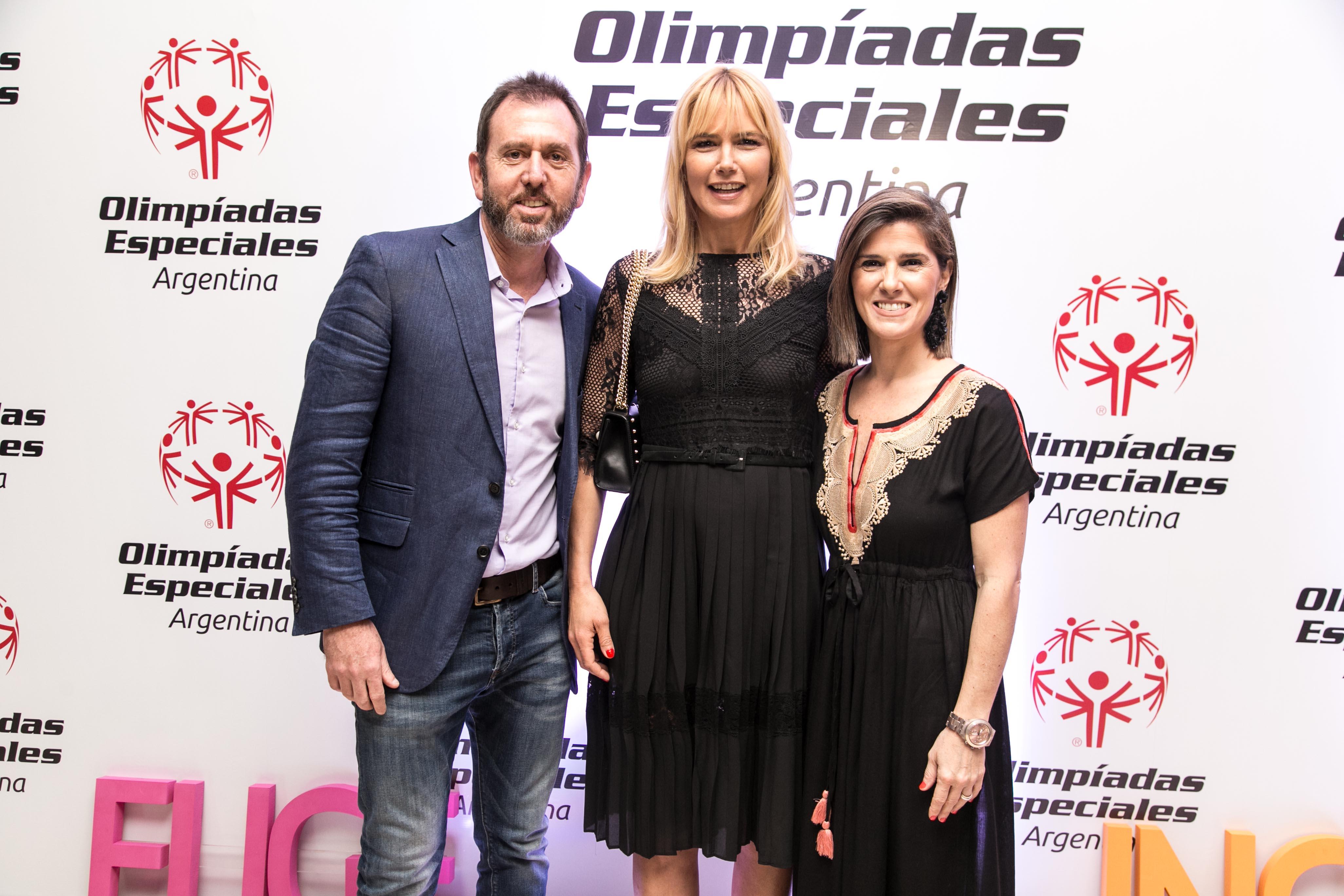 #EligeIncluir Olimpíadas Especiales Argentina realizó su VIII Comida Anual Solidaria