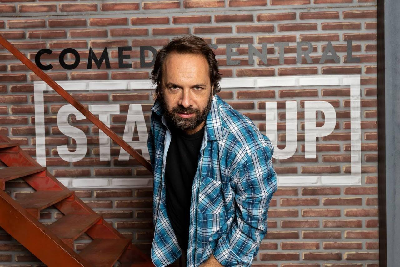 "Guillermo Selci presenta ""STAND UP Técnicas, ideas y recursos para armar tu rutina de comedia"""