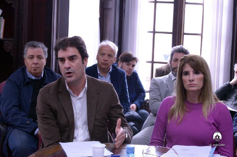 Tiene dictamen proyecto de reactivación económica en la Legislatura Porteña