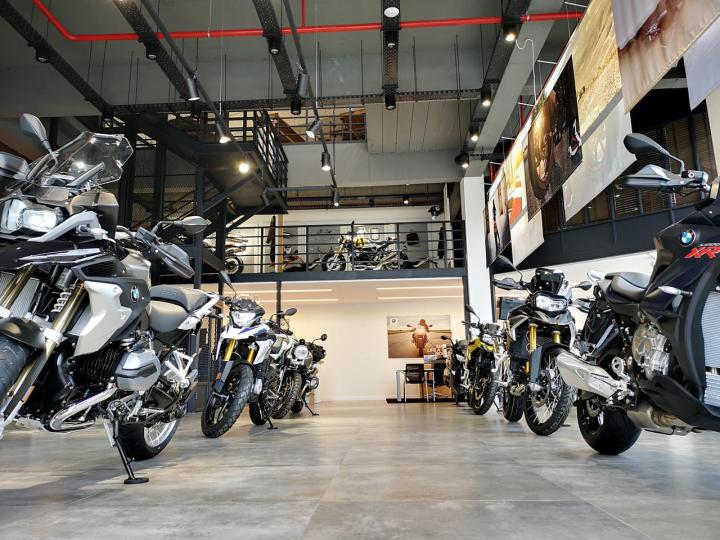 BMW Motorrad en Nordelta