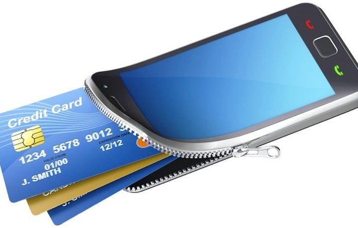 Teléfono celular como billetera