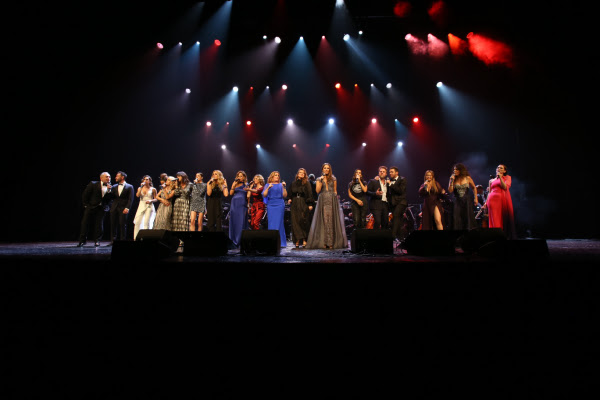 Festival Únicos Madrid coronó su primera noche ante un Teatro Real colmado!