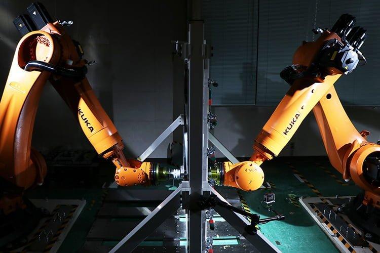 Nissan enseña a los robots a hacer piezas de repuesto para automóviles