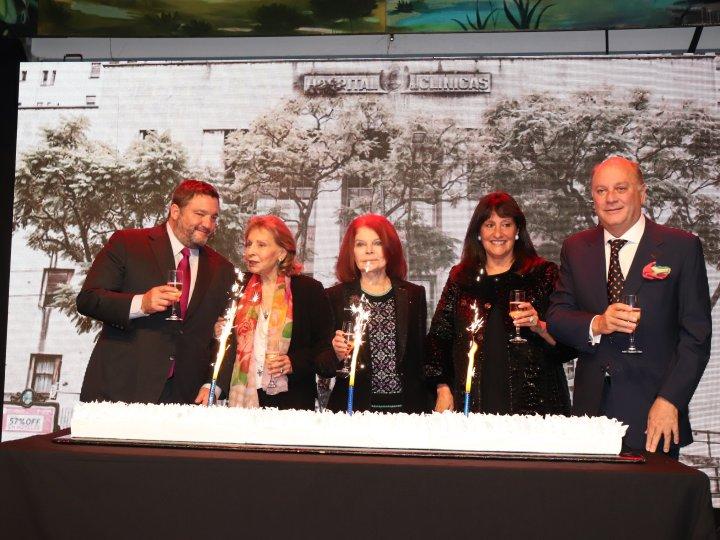 La Fundación del Hospital de Clínicas celebró sus 30 años con una nueva noche solidaria