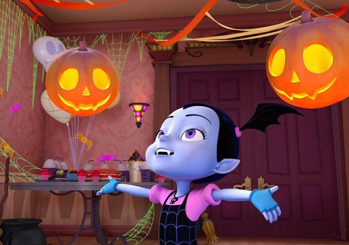 Los canales Disney celebran Halloween con una escalofriante programación temática