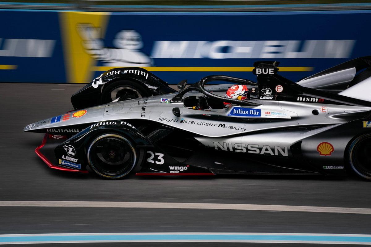 Nissan e.dams entrará en la pista para las pruebas previas a la temporada de la Fórmula E