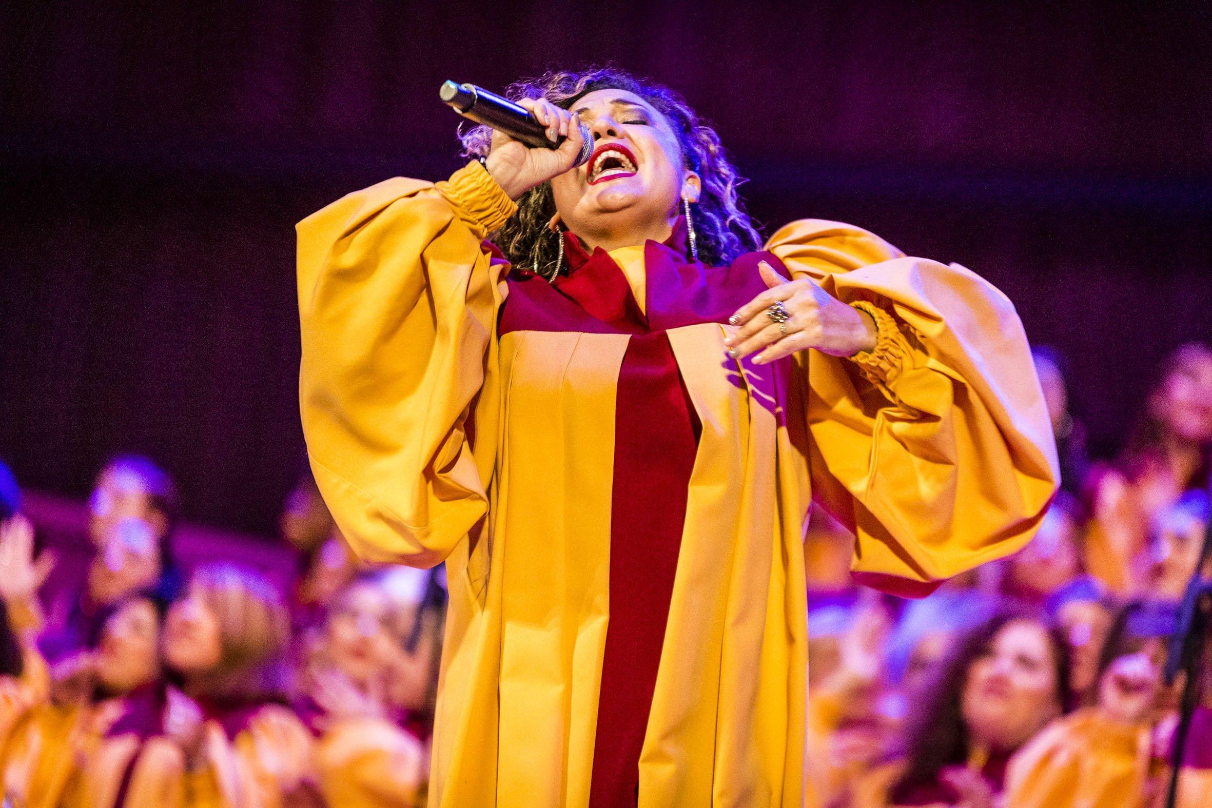 Argentina Gospel Choir brindará un concierto gratuito en Auditorio de la Usina del Arte