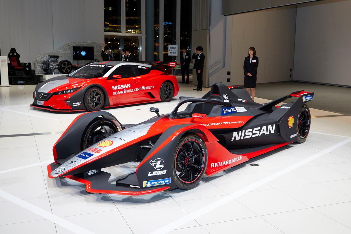 Nissan comparte lo que tienes que saber para convertirte en un experto de la Fórmula E