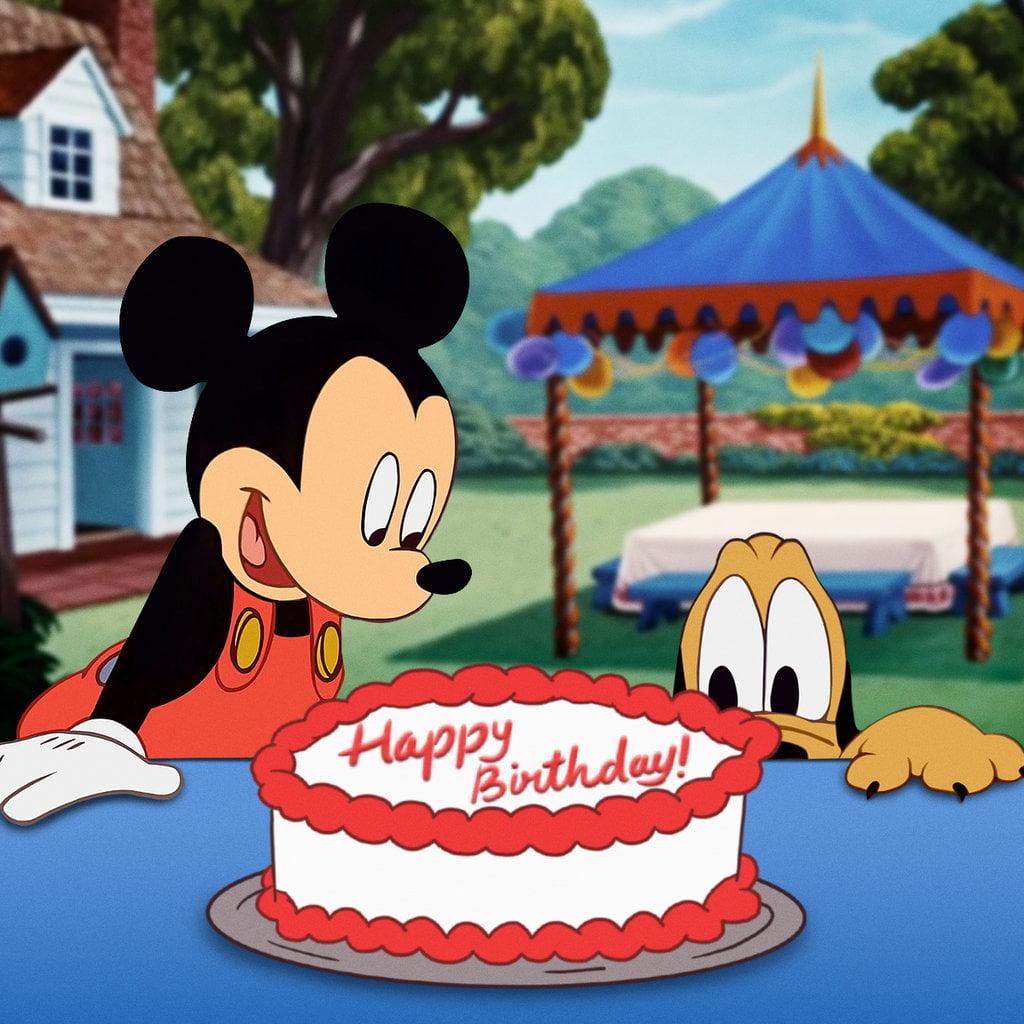 #FELIZCUMPLEMICKEY Disney celebrarán el cumpleaños de Mickey Mouse con programación especial
