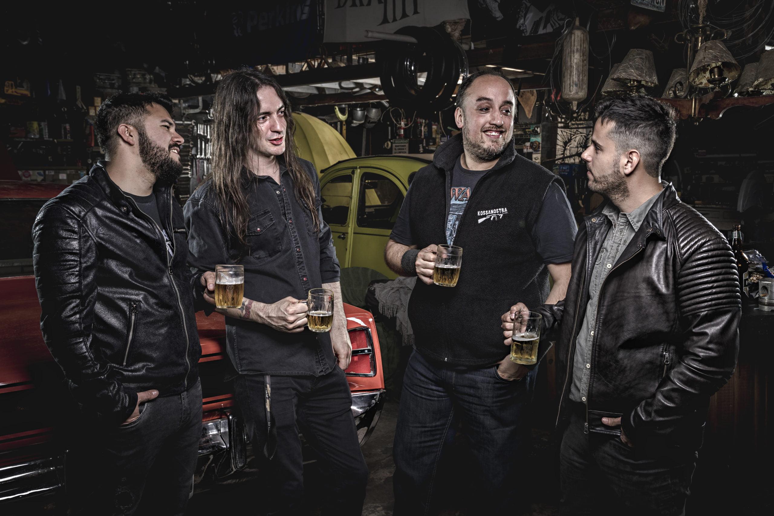 Kossa Nostra presentará su nuevo disco en El Marquee Session Bar