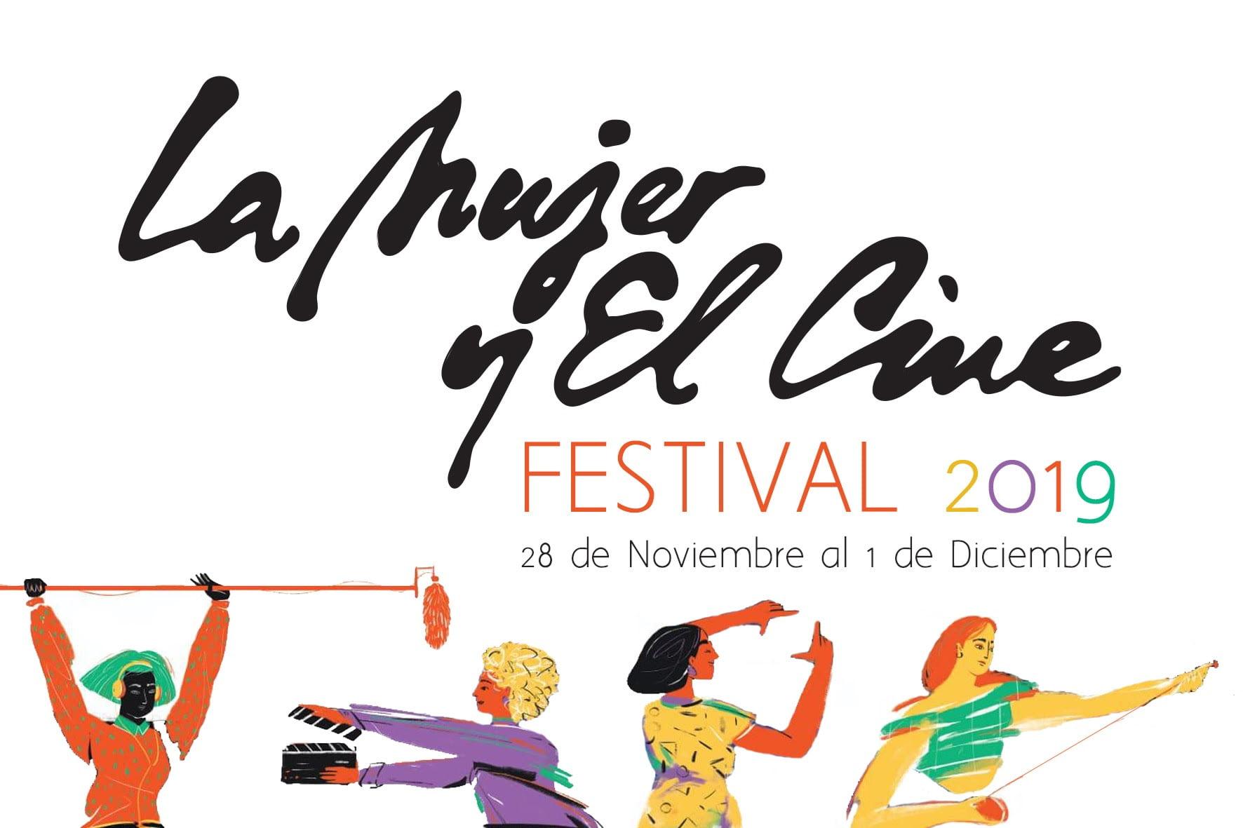 """Festival Nacional """"La mujer y el cine"""" en el Malba"""