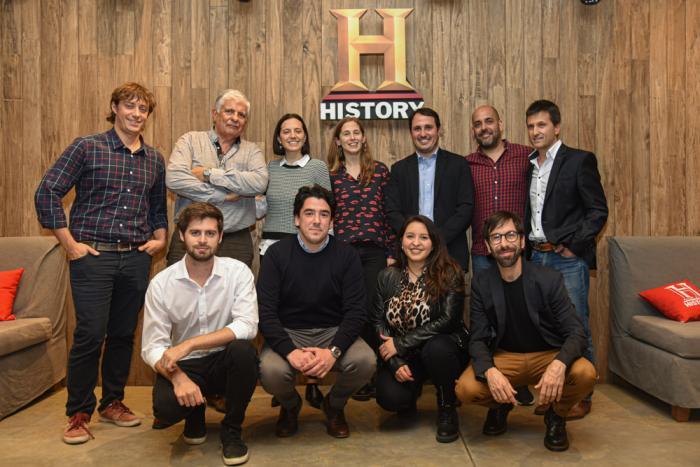 Renault Argentina anuncia la alianza con HISTORY para presentar ZE Trip