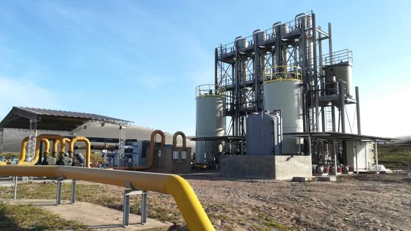 Se instala en Argentina la primera citrícola del mundo que genera energía limpia a partir de sus efluentes