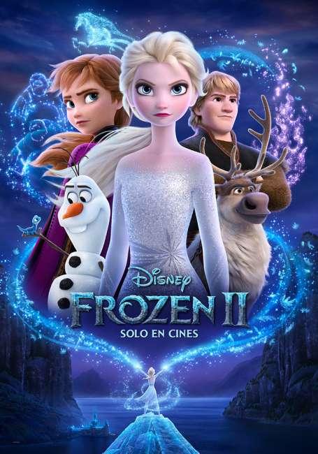 Arranca la venta anticipada de entradas de cine para FROZEN 2