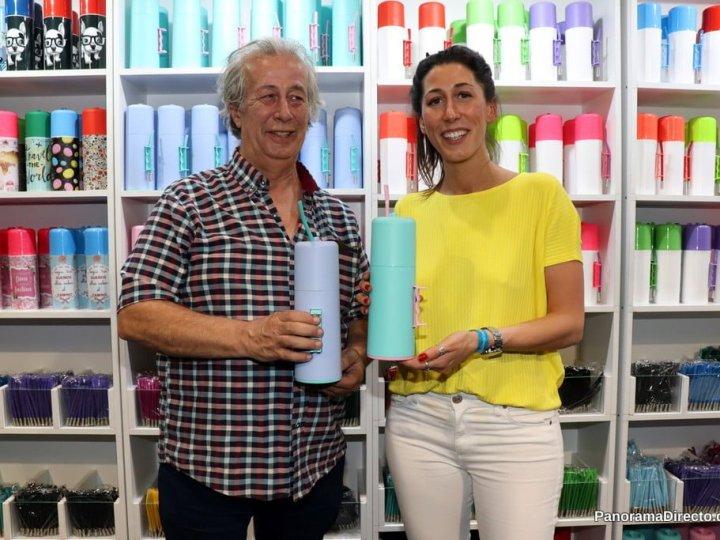 """#Entrevista Julio Morzan, el creador del """"Cebamate"""" participo en la Feria Matear 2019"""