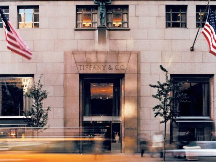 Tiffany de la Quinta Avenida de Nueva York