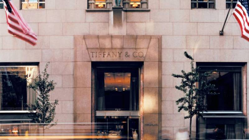 Tiffany contrata a 30 agentes de seguridad para trasladar sus joyas