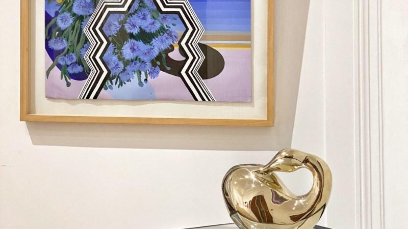 """Smart Gallery presenta su muestra de verano """"Colores, Rectas y Líneas Curvas"""""""