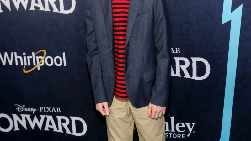 Brady Jenness en El Capitan Theatre en Hollywood