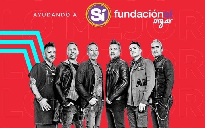 """""""LOS PERICOS"""" en cuarentena y solidarios brindarán un show vía streaming"""