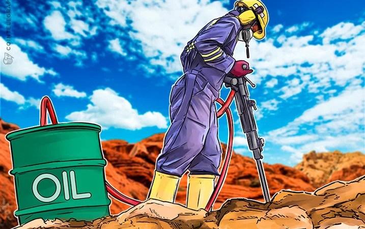 Bitcoin Petroleo