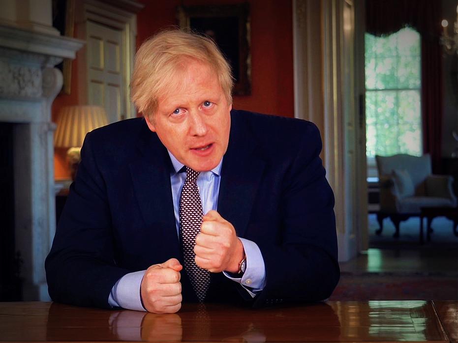 Johnson promete rastrear contactos de miles de nuevos casos de coronavirus diarios en el Reino Unido