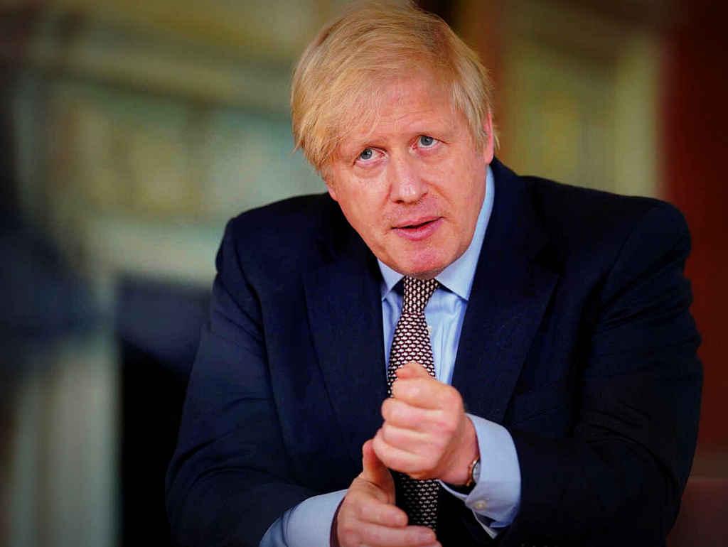 Boris Johnson advierte que se irá de la UE sin acuerdo si no le satisfacen los términos