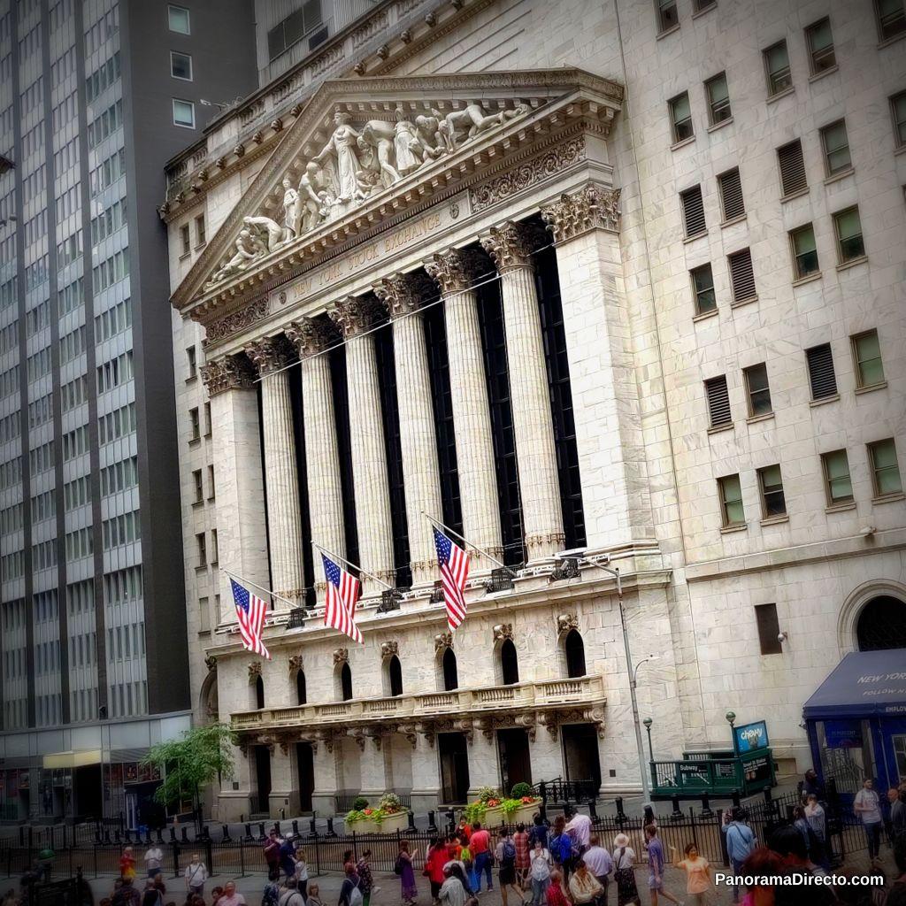 Fuerte reacción positiva en Wall Street ante una posible vacuna contra el Covid-19
