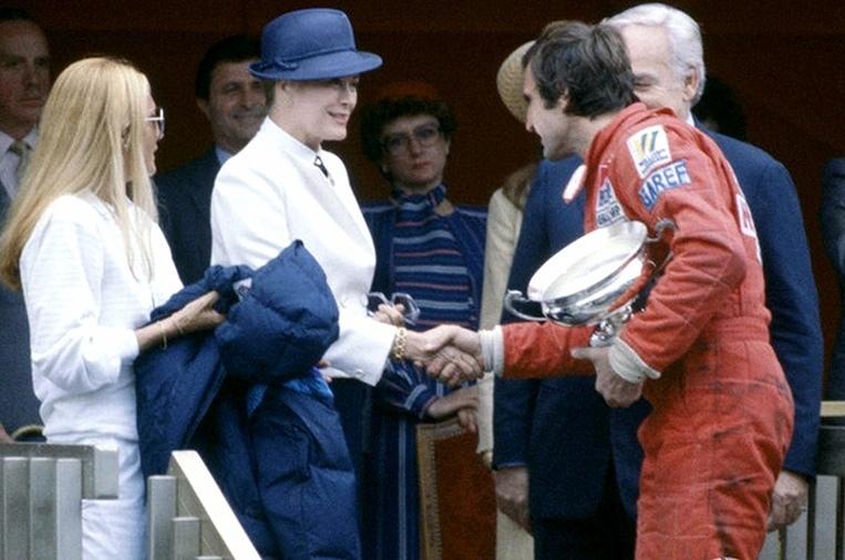 A 40 años del glorioso triunfo del Lole Reutemann en Mónaco, recordamos uno de los grandes hitos del automovilismo argentino