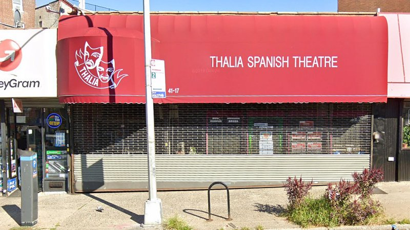 Thalia Spanish Theatre