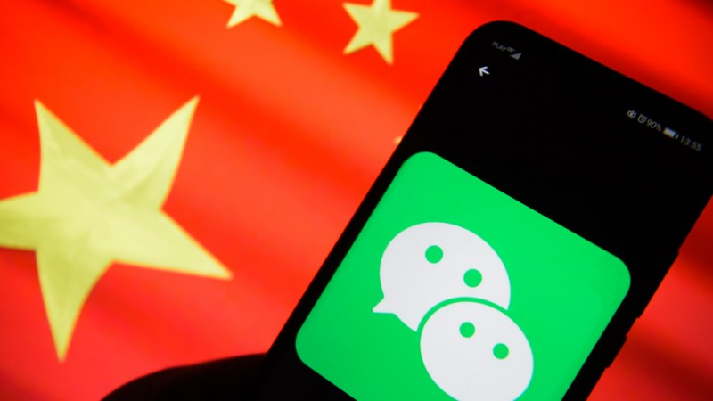WeChat - China