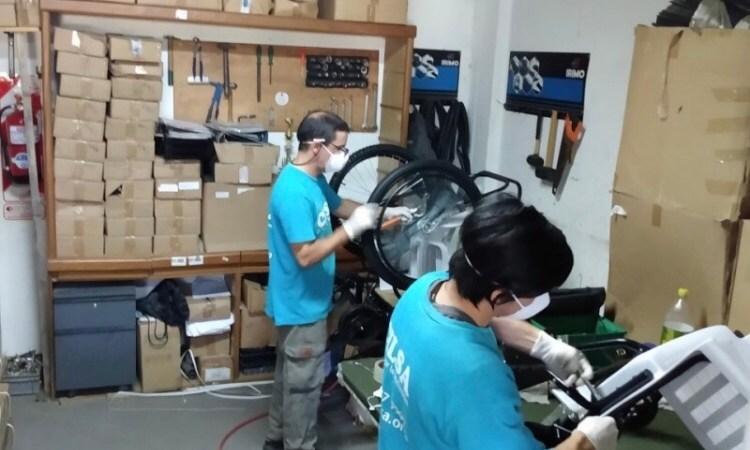 CILSA entregará más de 200 sillas de ruedas de traslado a hospitales