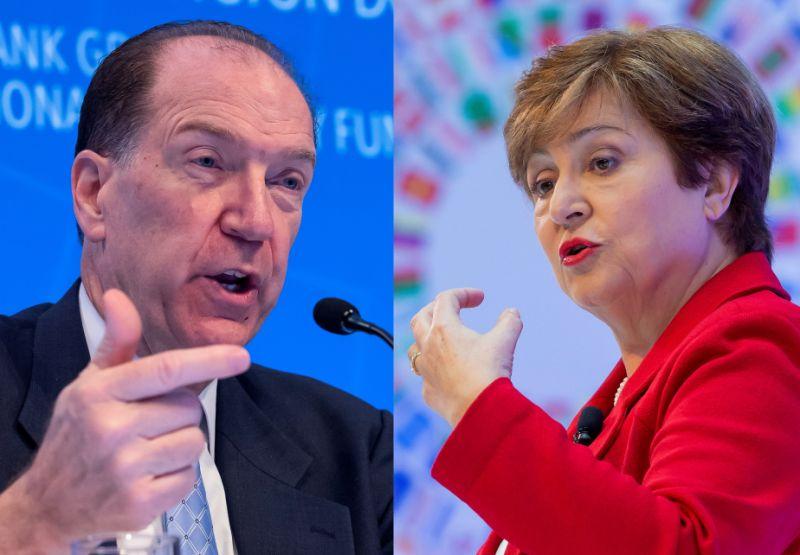 El FMI y el Banco Mundial celebrarán asamblea anual conjunta de manera virtual en octubre