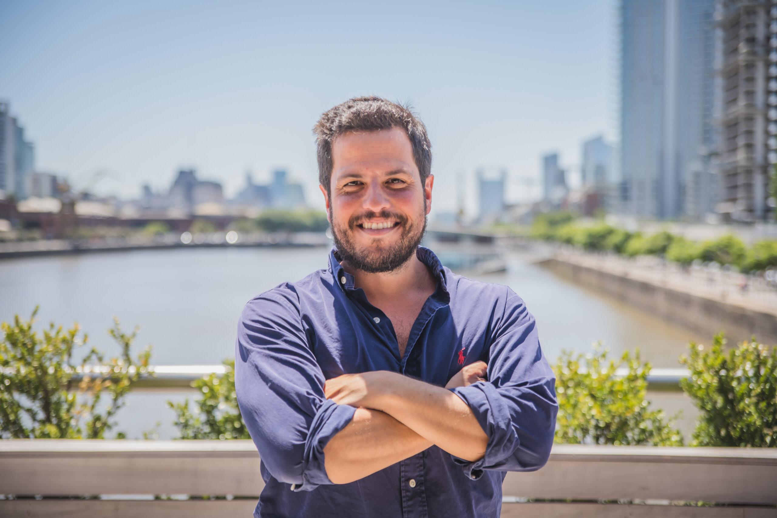 VU designa a Gastón Gené como COO & Director de Estrategia Corporativa