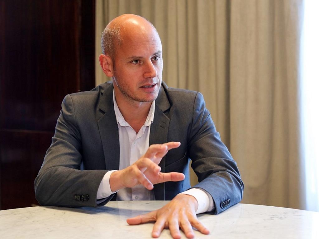 Guillermo Merediz afirma que habrá «medidas muy importantes» para el desarrollo productivo