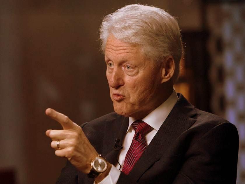 Bill Clinton sobre el Gobierno de Trump: «Solo hay caos»