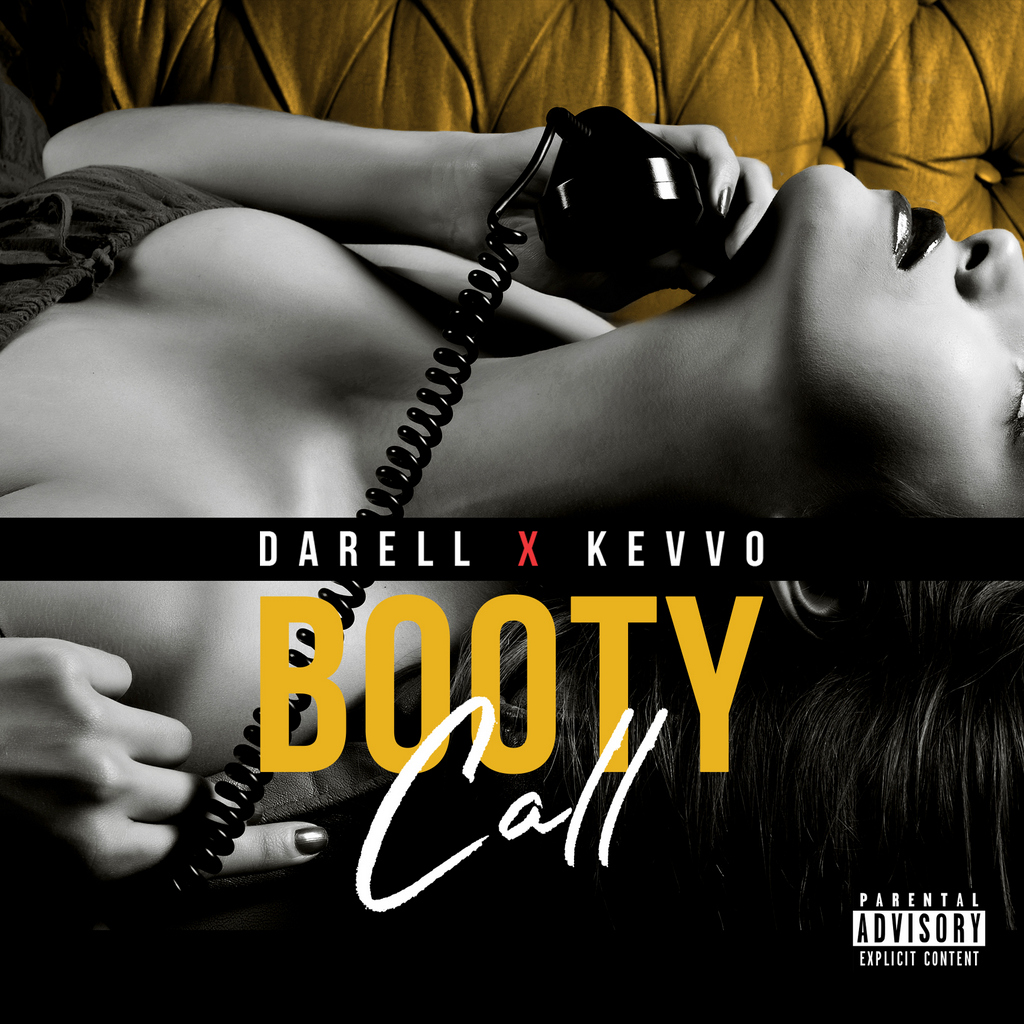 "Darell apuesta a su nuevo sencillo ""Booty Call"""