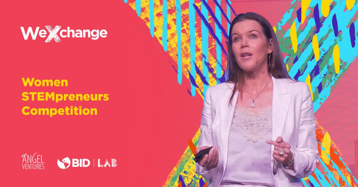 El BID Lab anuncia la apertura de la 8va competencia para emprendedoras STEM de Argentina y toda América Latina