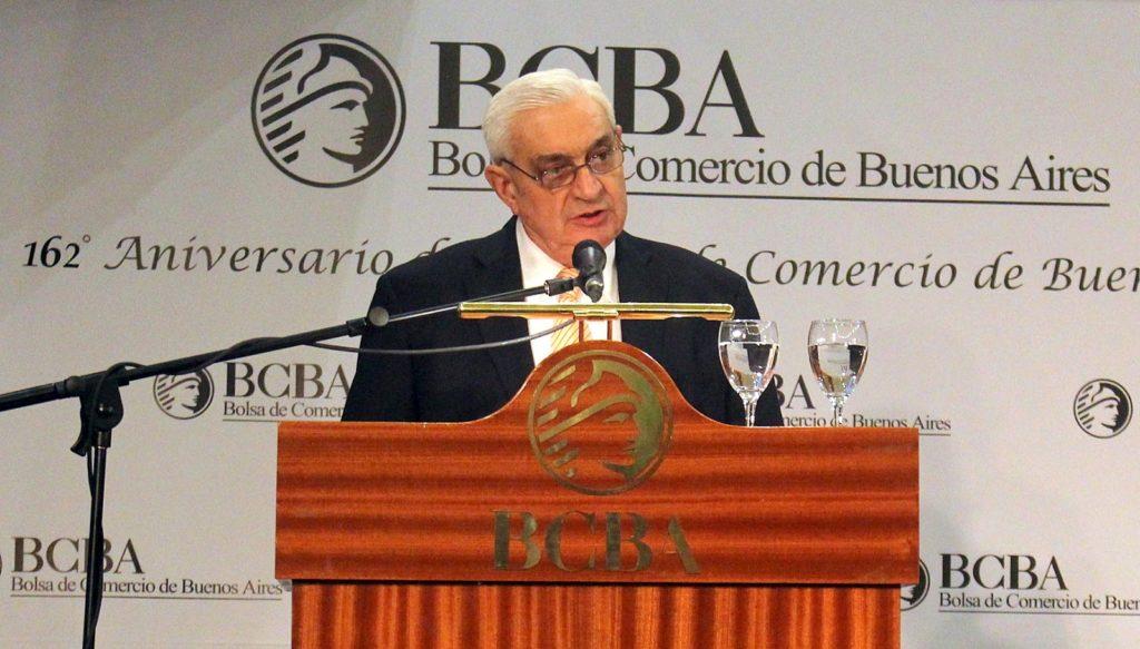 Adelmo Gabbi celebró los avances en la negociación de la deuda pública