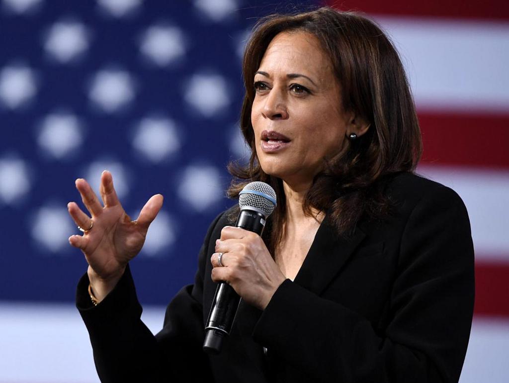 Kamala Harris, la primera mujer de origen multiracial en postularse para vicepresidenta en EEUU
