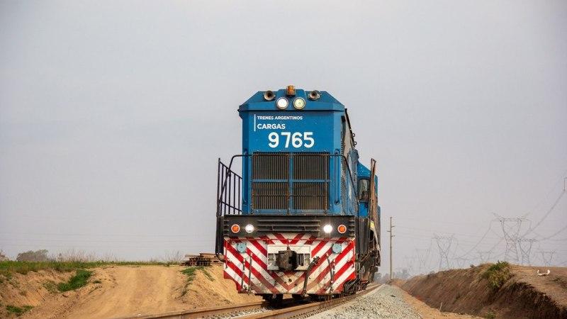 Trenes Argentinos Cargas