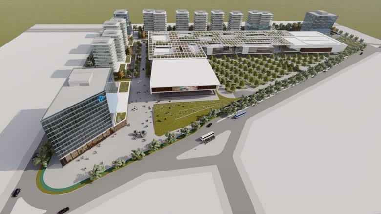 Irsa y La Municipalidad De La Plata confirmaron que avanzarán con el proyecto de shopping y desarrollo urbano