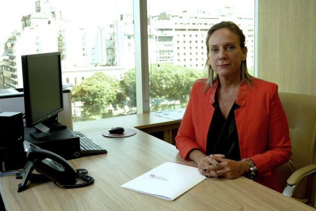Valeria Dallera, presidenta de Provincia Leasing