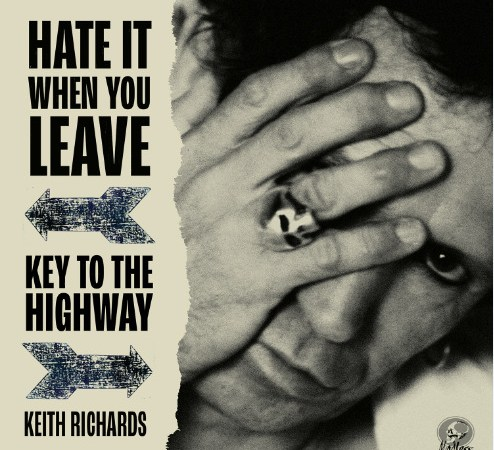 "Keith Richards estrena ""Hate It When You Leave"""