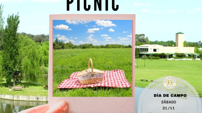 Pícnic Día de Campo
